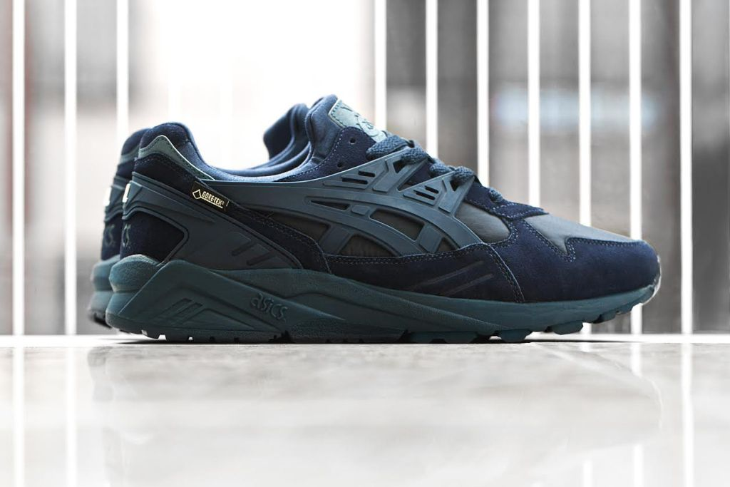 0bfe7b14bf136a A Closer Look at the ASICS GEL-Kayano Trainer GORE-TEX in 2019