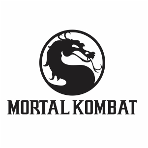 Mortal Kombat Dragon Logo Svg File Available For Instant Download Online In The Form Of Jpg Png Svg Cdr Ai Pdf
