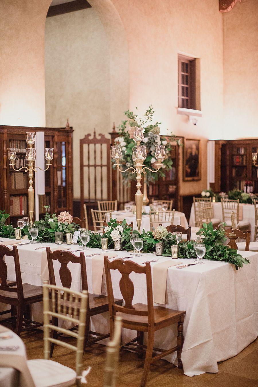 Rustic Elegant Library Themed Wedding | Rustic elegance ...