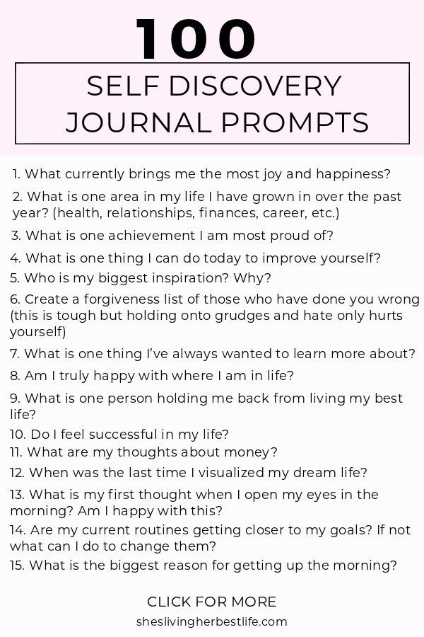 111 Personal Development Journal Prompts