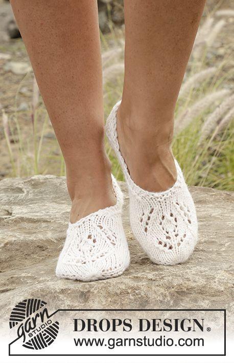 Free Pattern - Hausschuhe gestrickt | Socken | Pinterest ...