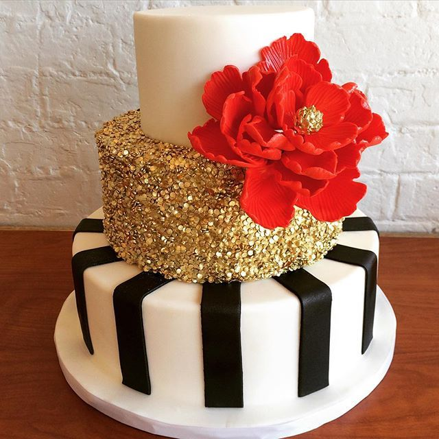 Surprising Patisserie V Marie Patisserievmarie Black Red And Gold Funny Birthday Cards Online Bapapcheapnameinfo