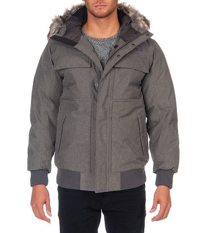 aaafe3e51 THE NORTH FACE MENS GOTHAM JACKET II Grey   Men's Fashion   Jackets ...