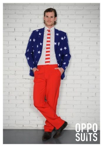 Celebrate July 4th In Patriotic Costume - Holly Jolly Holidays