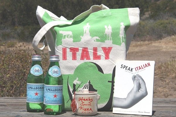 Italian Wedding Welcome Bag Ideas Belle Chic