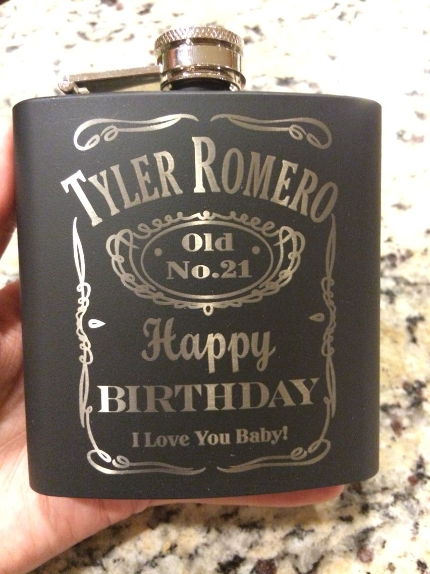 Ordered it for my boyfriends 21st Birthday Nifty things