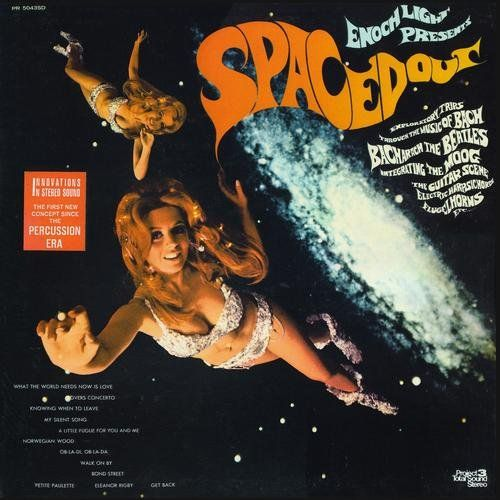 Enoch Light - Presents Spaced Out (1969)