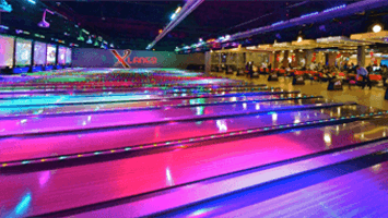 Completed Bowling Projects Bowling Bowling Alley Sports Bar