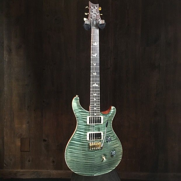 Every aspect of these guitars were hand selected by Music Villa's very own Electric Guitar Specialists: Ross and Joe. The PRS Wood Library allowed us to hand select and pair all specs for a series of 10 unique and custom variations on the iconic PRS Custom 24 model. Please see the spec sheet belo...