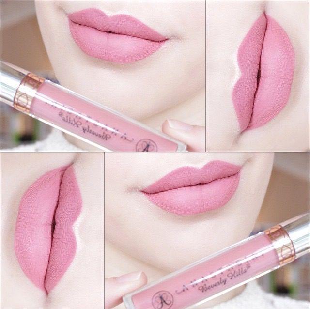 """Lovely "" Anastasia Beverly Hills liquid lipstick"