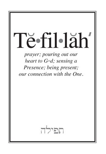 Meaning of Hebrew word Tefillah  #inspirational   Prayer   Learn