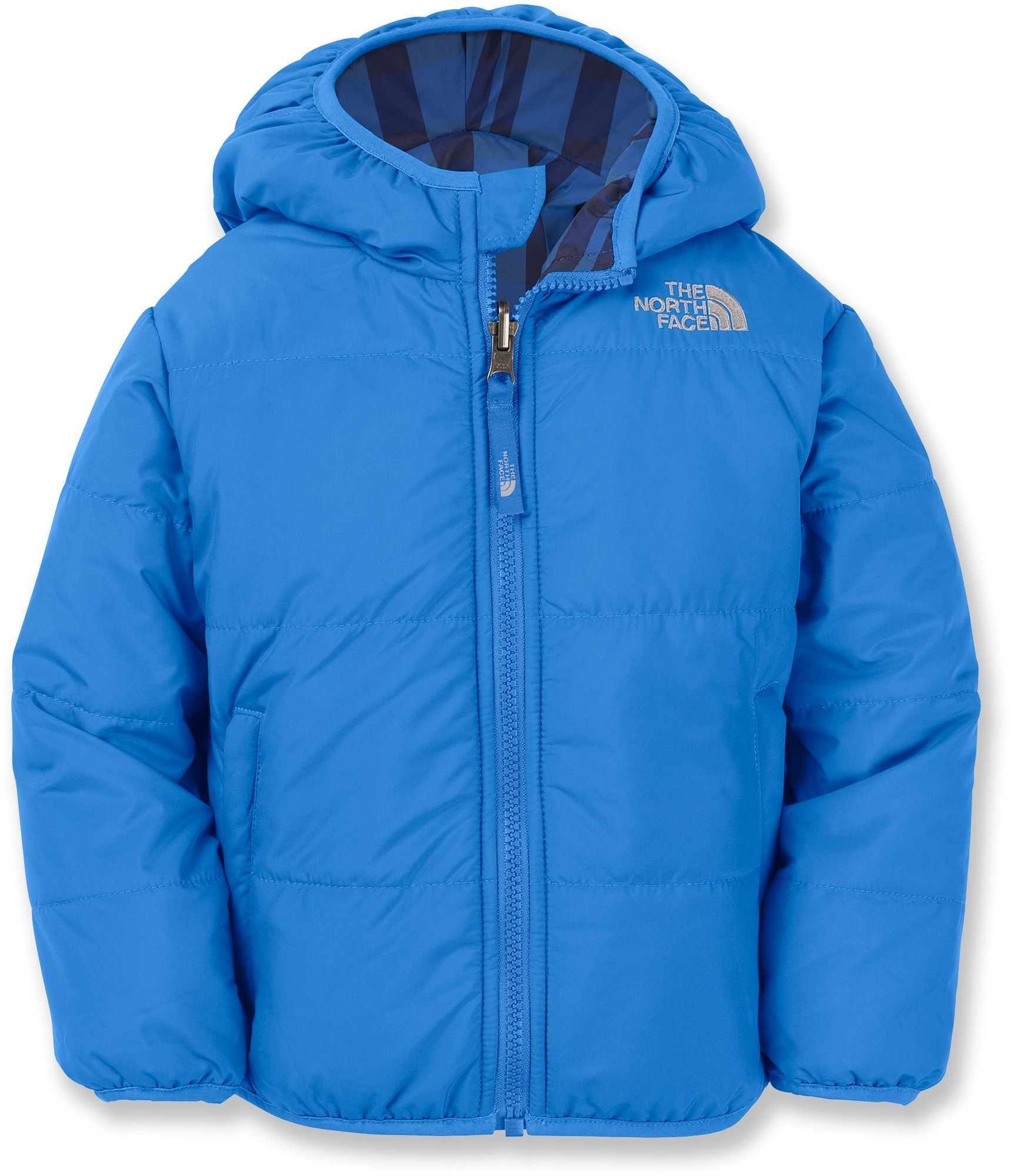 Jack 3t Blue The North Face Perrito Reversible Insulated Jacket Toddler Boys Free Shipping At Rei Com Reversible Jackets Jackets Insulated Jackets [ 2000 x 1719 Pixel ]