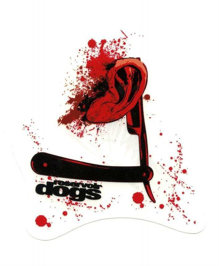 Reservoir Dogs by Ken Taylor