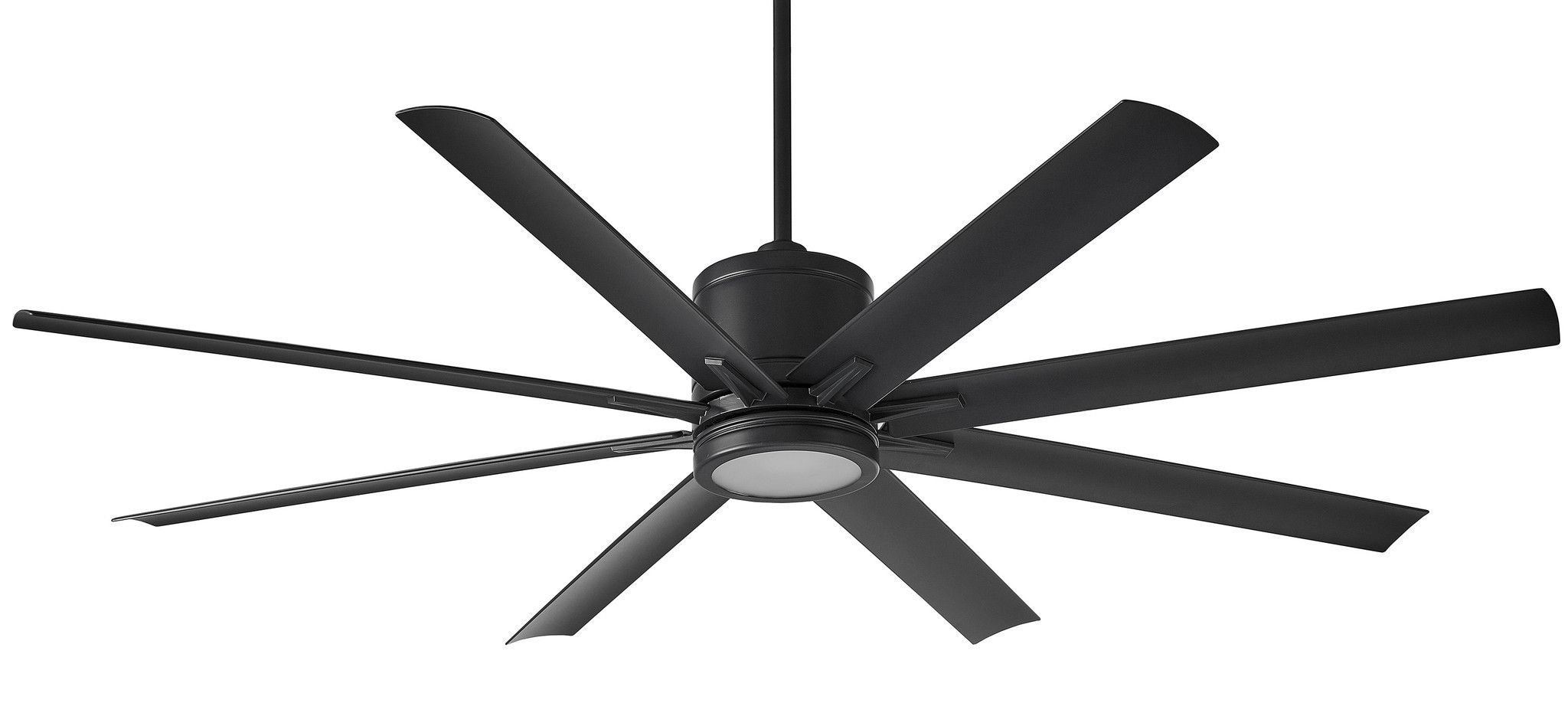 Create An Aesthetic Statement With The Vantage Ceiling Fans Sleek And Simple Design Featuring Eight