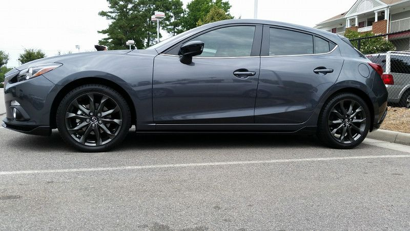 Mazda 3 Forum >> What Did You Do To Your 2014 Mazda 3 Page 109 2004 To