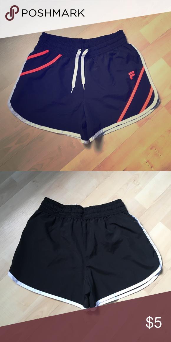 720266838b252 Fila Shorts Lined shorts, elastic waistband. Has inside pocket for key. Fila  Shorts