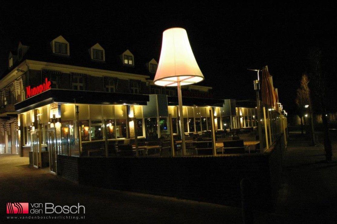 Lichtontwerp Hotel Restaurant Monopole te Harderwijk | Projectfoto\'s ...