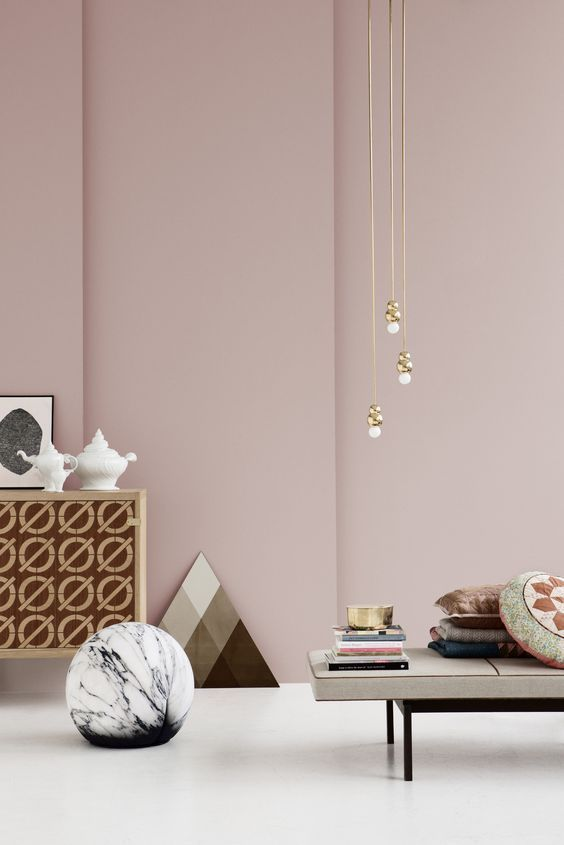 Wonderful Wohninspiration U2013 Lieblingsfarbe Rosa U2013 Style. Decoration Trends 2016