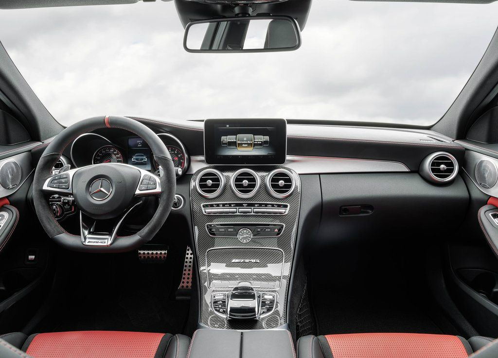 Mercedes C63 Amg 2015 With Images Mercedes Benz C63