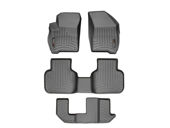 2016 Dodge Journey   Floor Mats - Laser measured floor mats for a perfect fit   WeatherTech.com