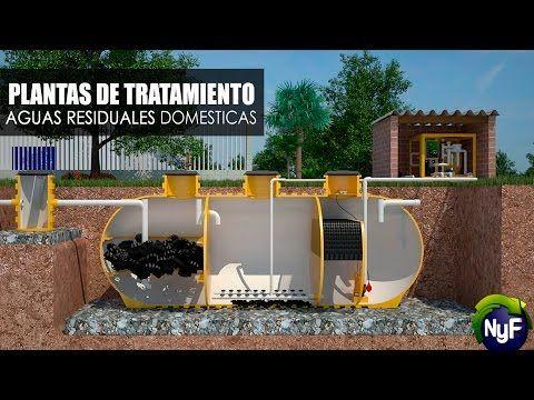 Plantas de tratamiento de aguas residuales youtube for Depuradora aguas residuales domestica