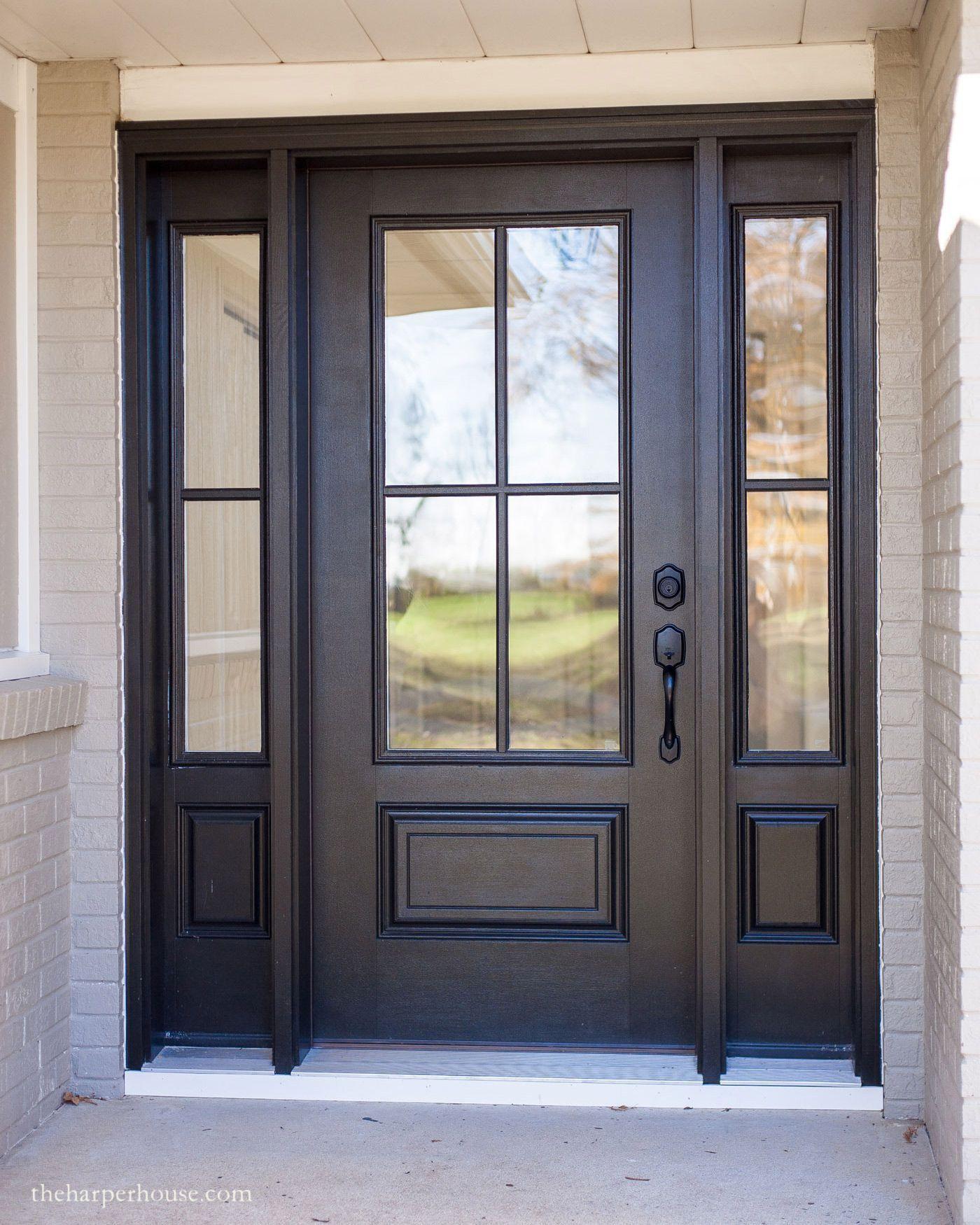 5 stylish contemporary interior doors ideas painted
