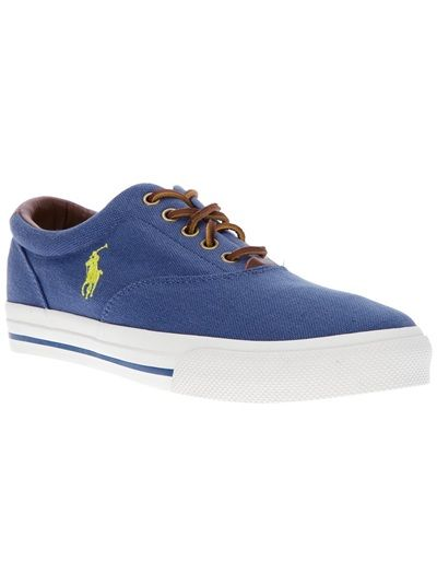 POLO BY RALPH LAUREN Lace Up Trainer