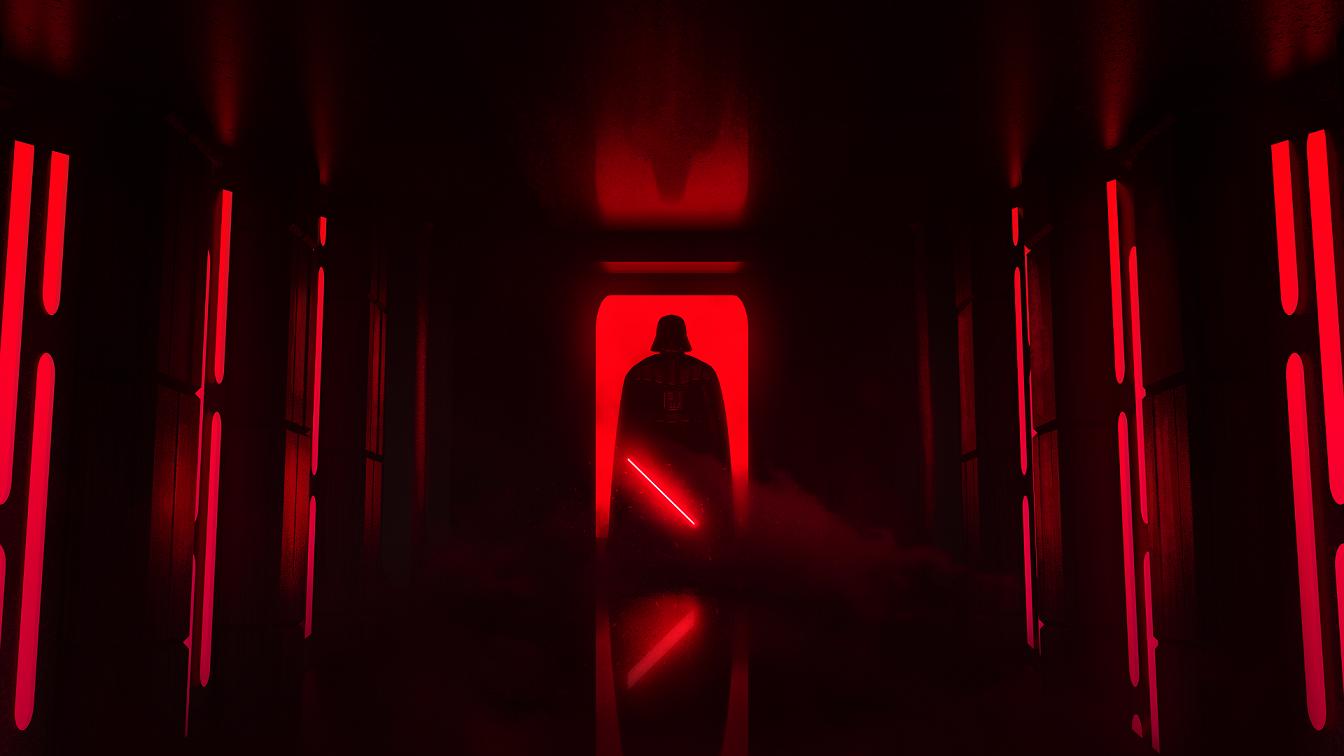 Vader Desktop Wallpaper