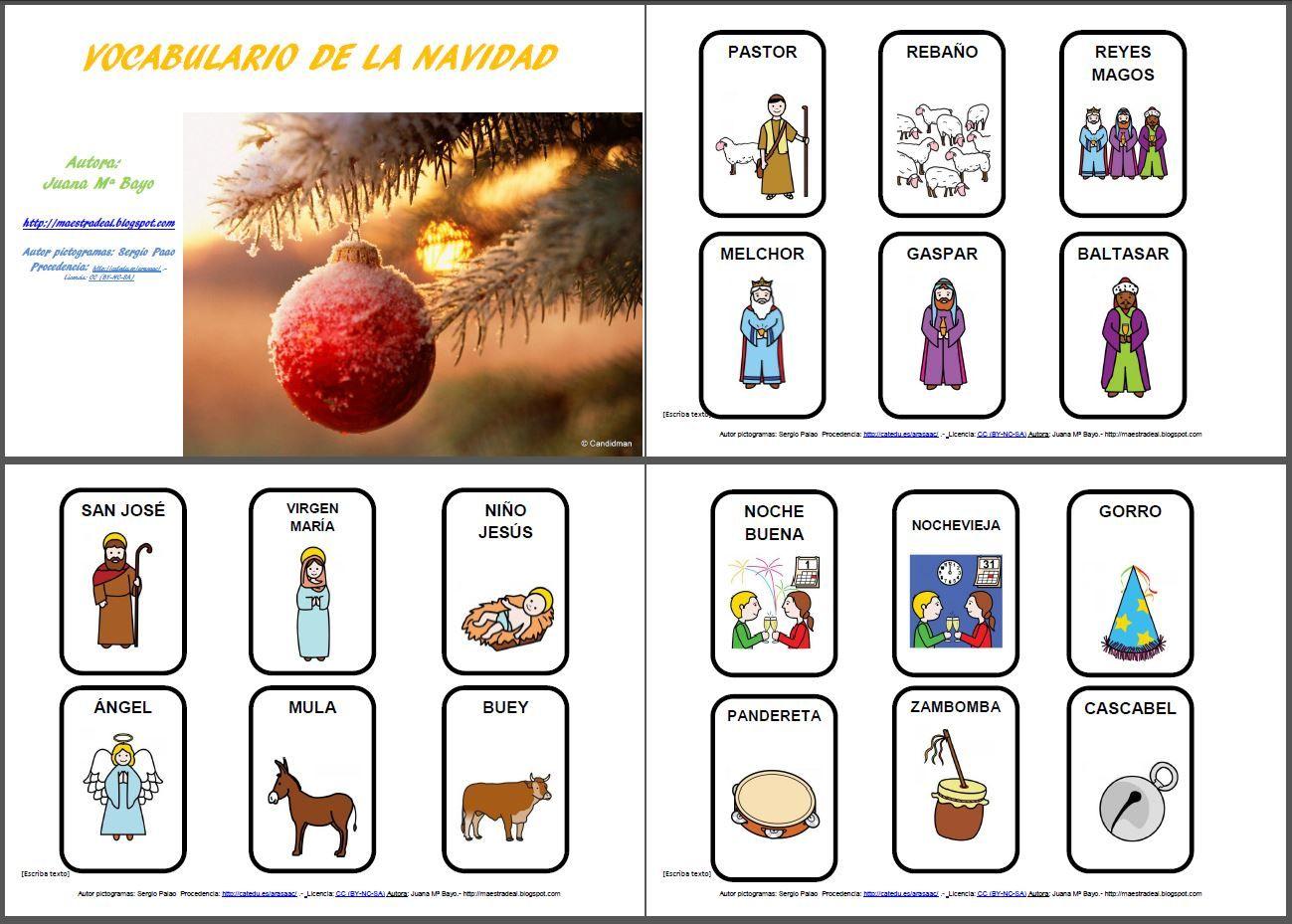 Pin De Jose Manuel Marcos Rodrigo En Actividades Navidad