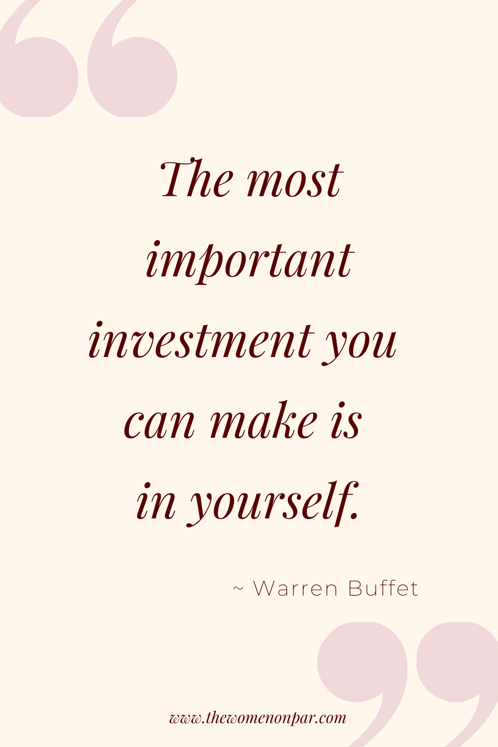 Financial Freedom Quotes For Women
