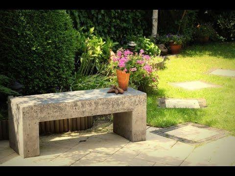 diy möbel aus beton selber machen. diy betonmöbel selber bauen, Gartenarbeit ideen