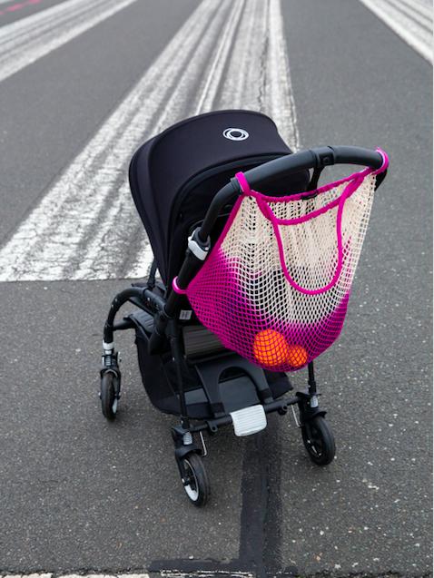 Kinderwagen Netz Deli Stop Mit Farbverlauf In Lila Kinderwagen Kinder Wagen Lila