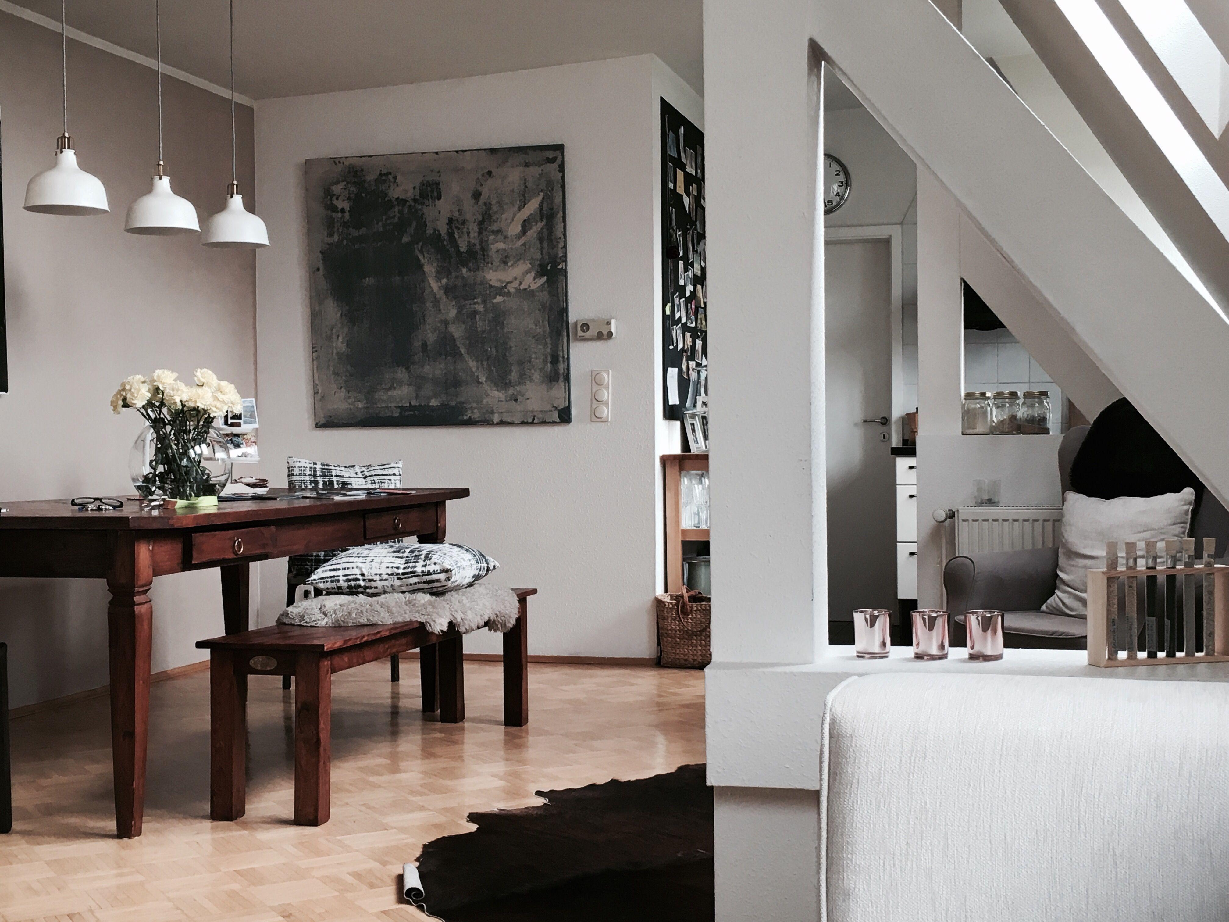 Hamburg, Germany, Airbnb, Wohnung, Livingroom, Flat, Interior, Einrichtung,