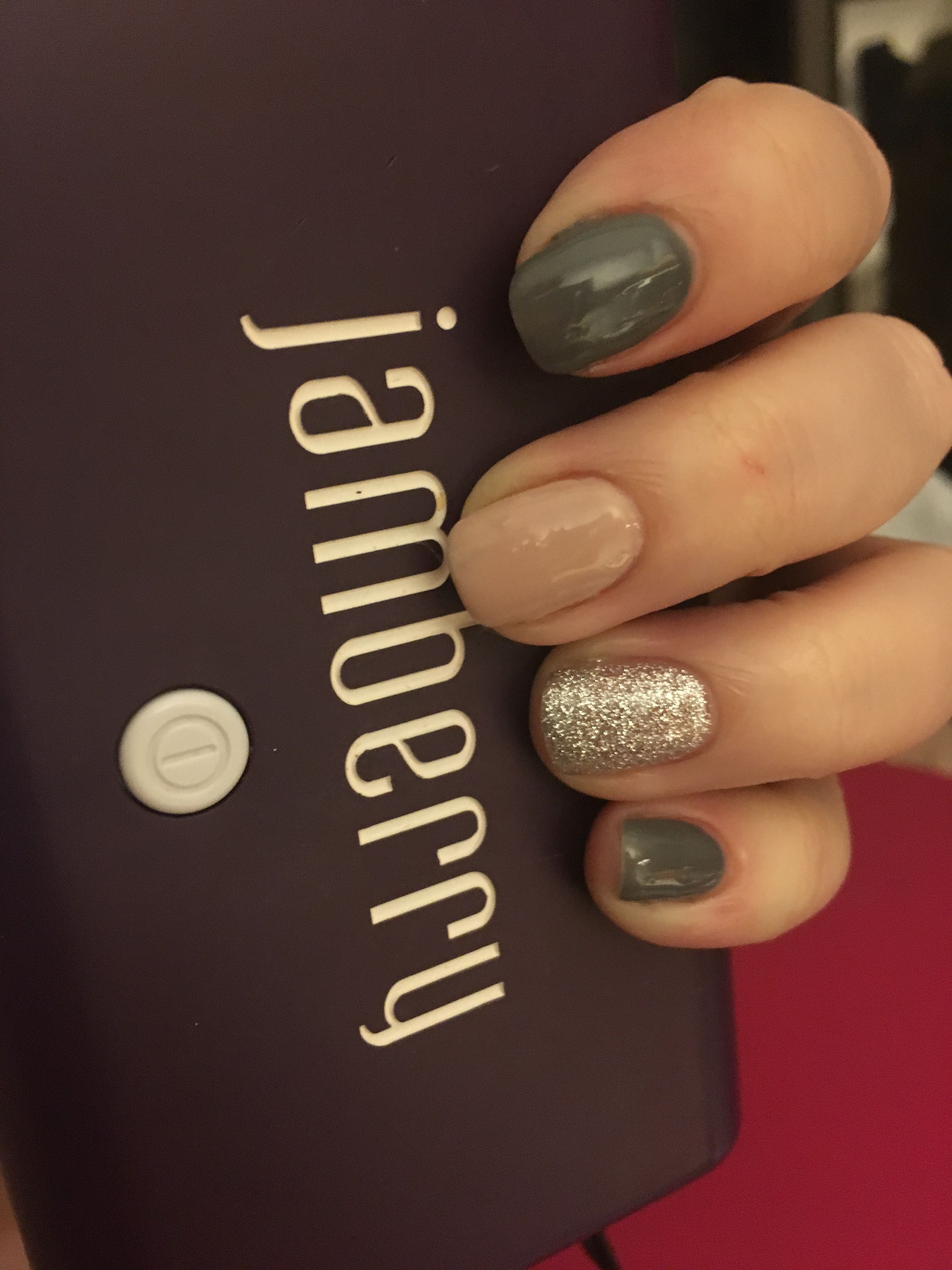 Jamberry gel enamel #birthdaybashjn #lattejn #stormyskiesjn   Jams ...