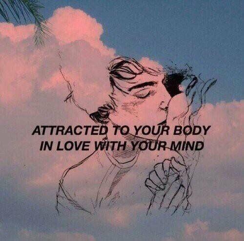 LOVE QUOTE : Photo - #aesthetic #love #Photo #Quote