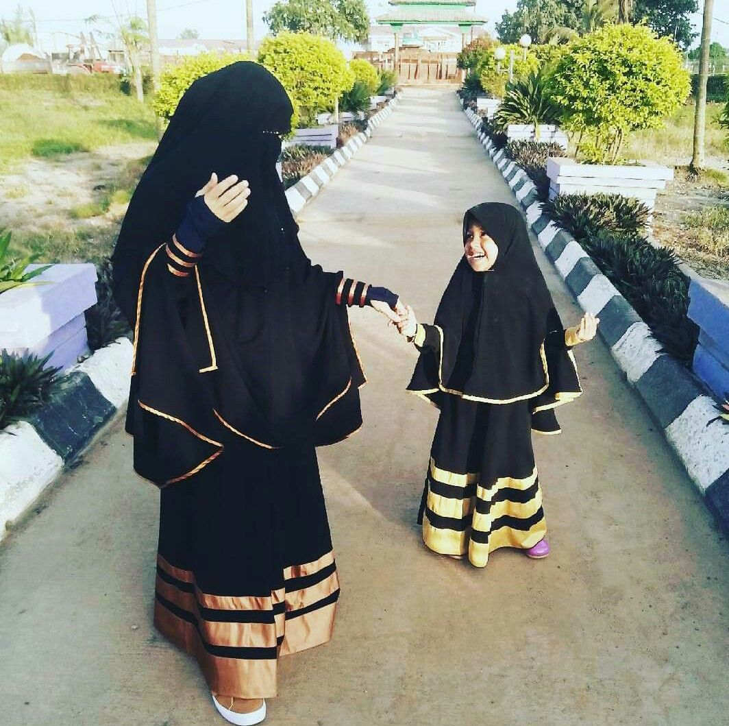 Kids Hijab Malika Moslem Pinterest Sweet Children And Kids