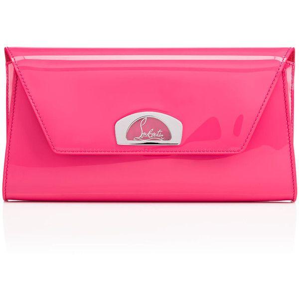 60b009a5b90f Vero-Dodat Clutch Darling Patent calfskin - Handbags - Christian... ( 1