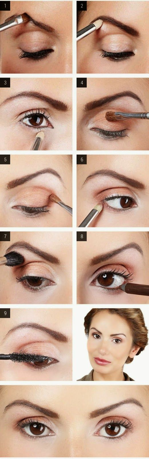 Cejas Cuadradas Makeup How-to: Ethereal Eyes | Eyelashes | Beauty Makeup