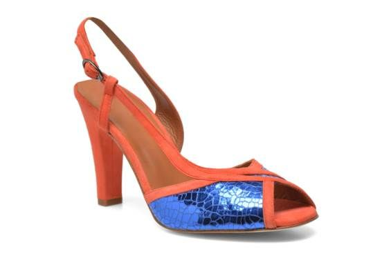 Sandales et nu-pieds Gail New Lovers vue 3/4