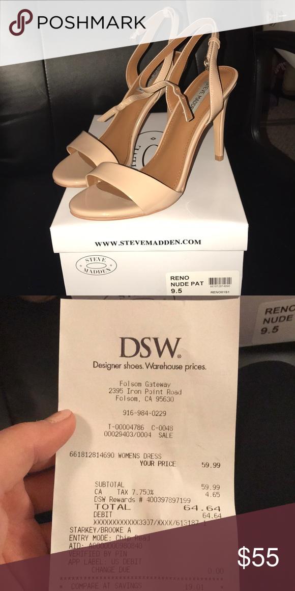 Steven madden heels | Steven madden