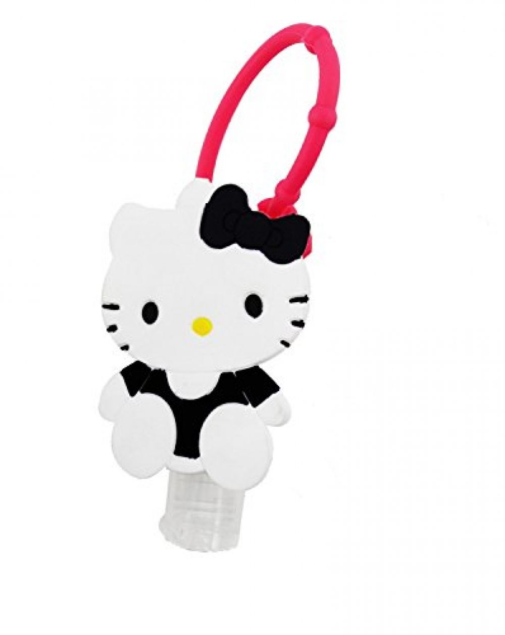Hello Kitty Pvc Designed Silicone 1 Oz Travel Size Pocketbac