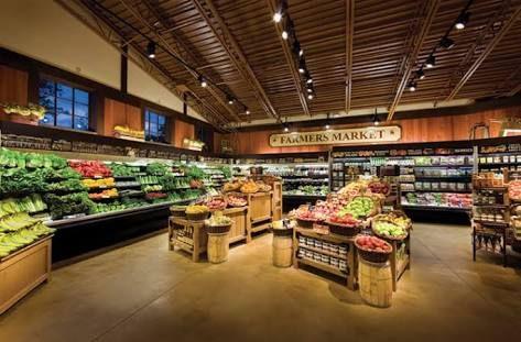 Image Result For Supermarket Lighting Design The Corner