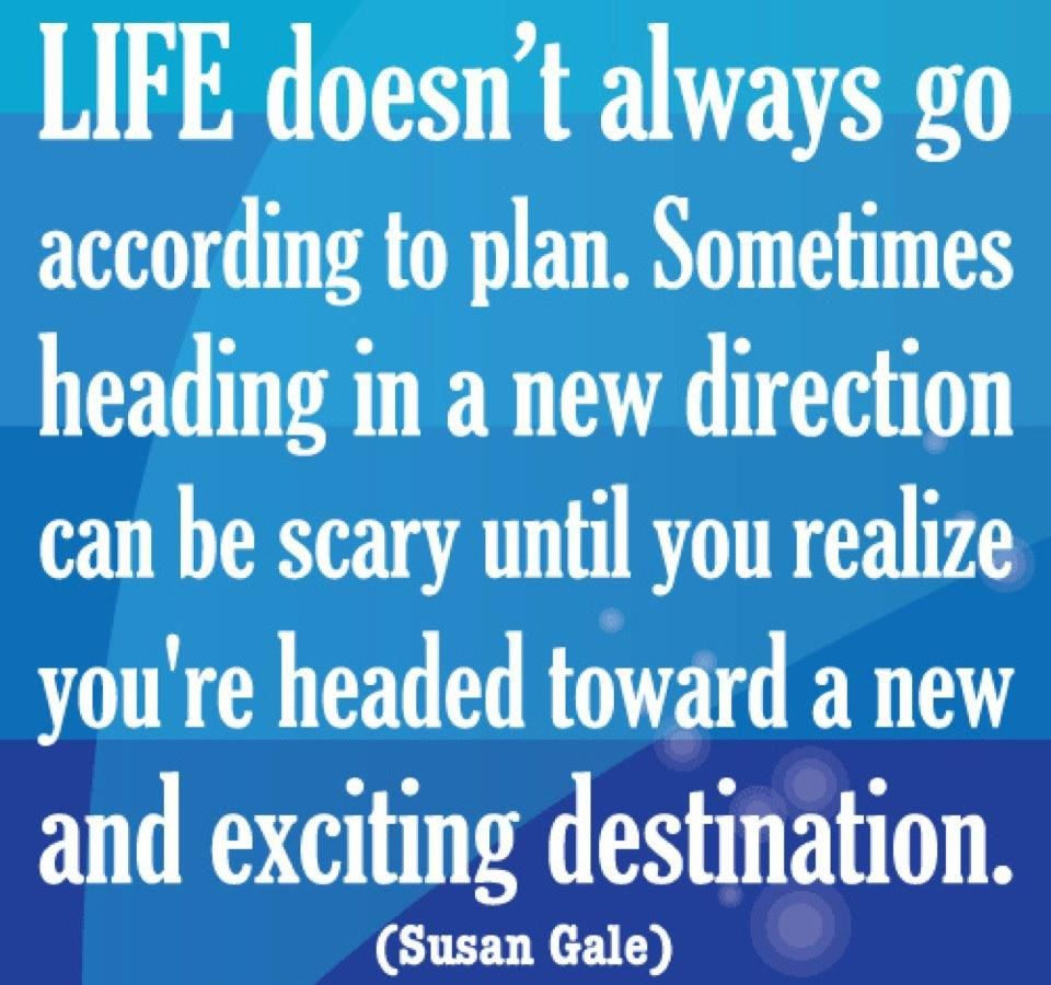 Philosophy In Life Quotes Life Doesn't Always Go According To Plan  Philosophy And Wisdom