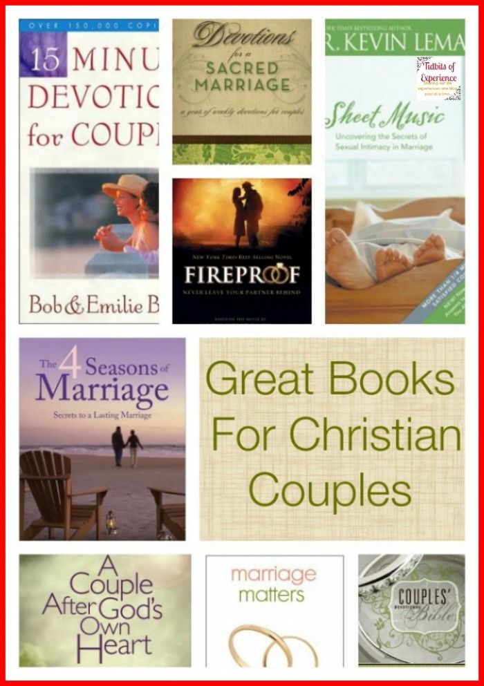 Christian book for couples