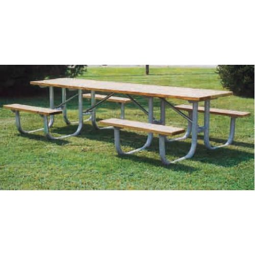 10 foot picnic table extra heavy duty ada shelter table 4 for 10 ft picnic table