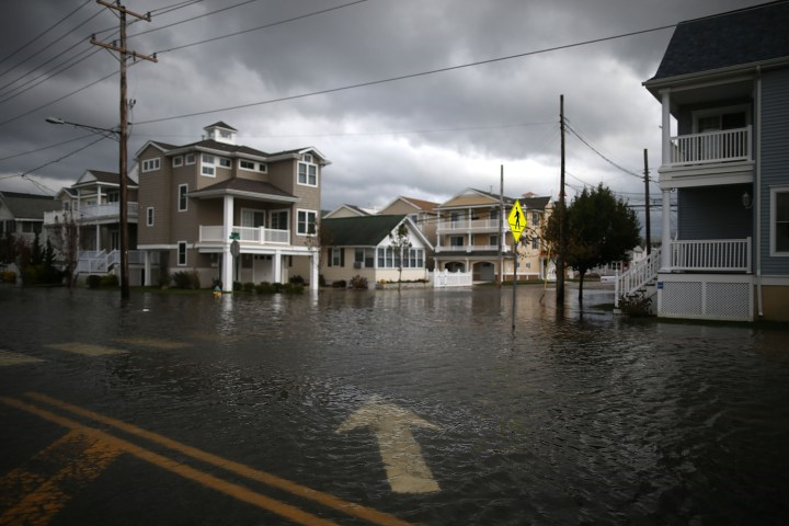 Zone A B Should Prepare For Flooding Liberal Leave Granted For Town Of Ocean City Employees Hurricane Sandy Ocean City Ocean City Nj