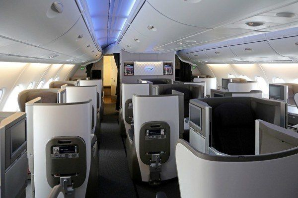 Review: British Airways Business Class A380 (Club World