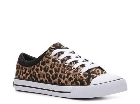 Shoes - DSW | Leopard print sneakers