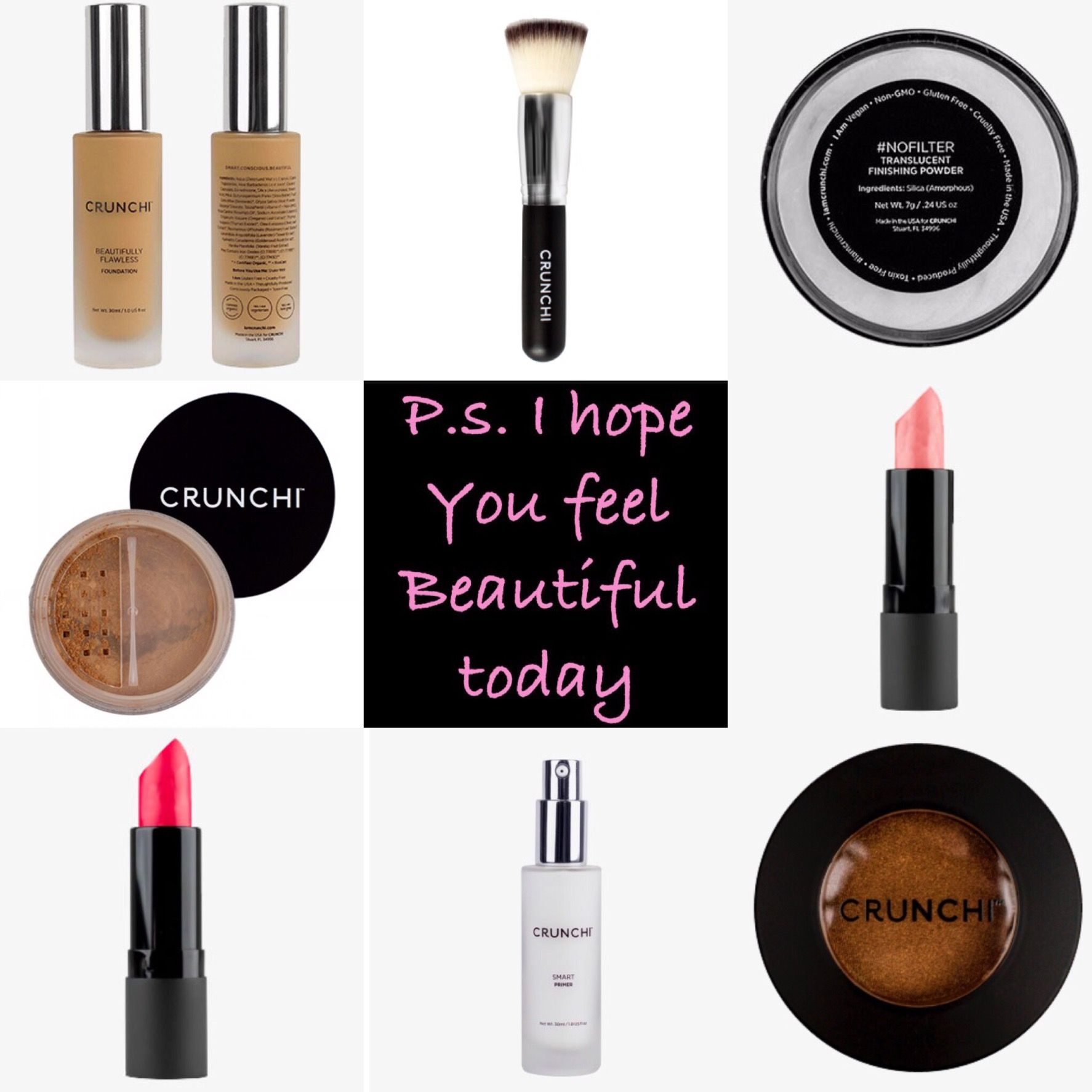 Toxic Free Makeup!! Your skin will thank you! Message me