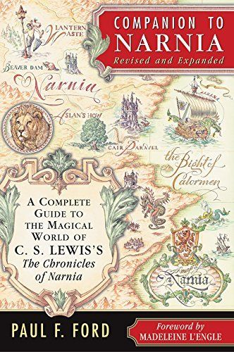 Companion To Narnia Revised Edition: A Complete Guide to the Magical World of C.S. Lewis's THE CHRONICLES OF NARNIA, http://www.amazon.ca/dp/0060791276/ref=cm_sw_r_pi_awdl_KgX9vb1XFYTX4